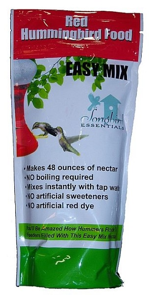 Easy Mix Hummingbird Nectar Red 8 oz 6/Pack