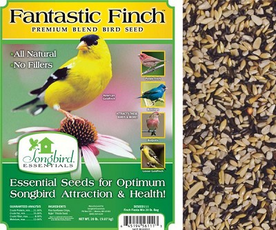 Songbird Essentials Fantastic Finch Bird Seed