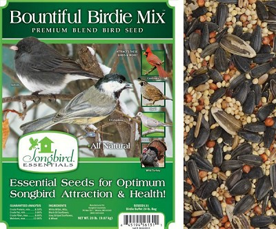 Songbird Essentials Bountiful Birdie Mix Bird Seed