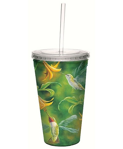 Ruby Wings 16 oz. Cool Cup Tumbler