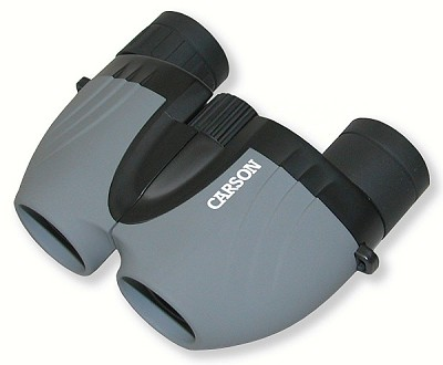 Carson Optical Tracker Compact Sport Binoculars 8x21mm