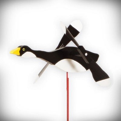 Whirly Bird Canadian Goose Spinner